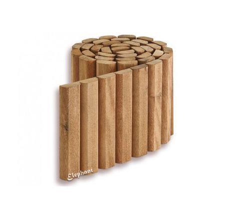 Rolborder hout