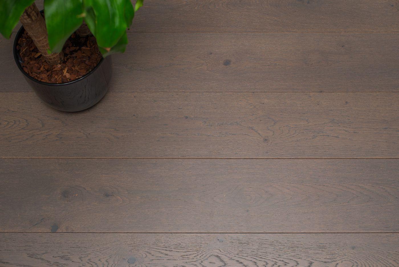 Lichtgrijze Houten Vloer : Fesca voordelig eiken duoplank parket grijze hout vloer grijs