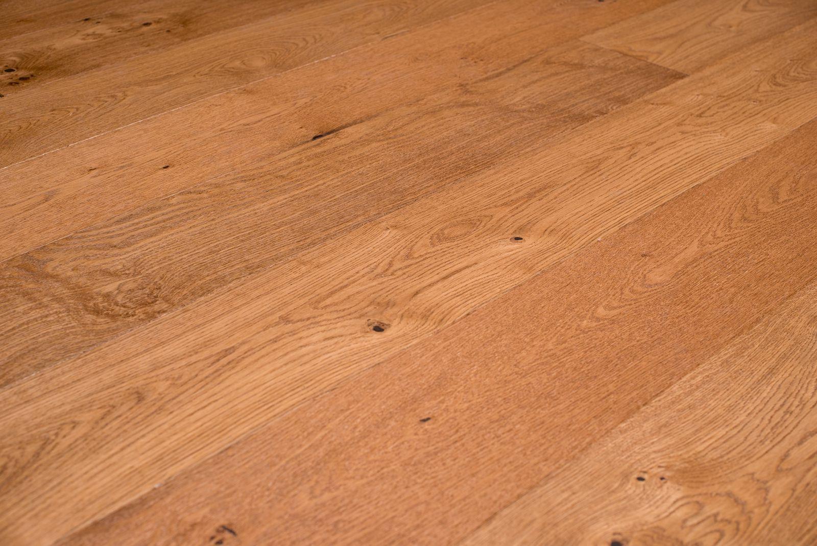 Eiken Parket Aanbieding : Fesca voordelig eiken duoplank parket naturel hout vloer