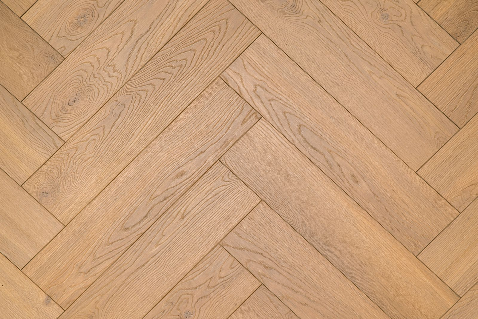 Fesca visgraat laminaat warm eiken vloer patroon eik ac