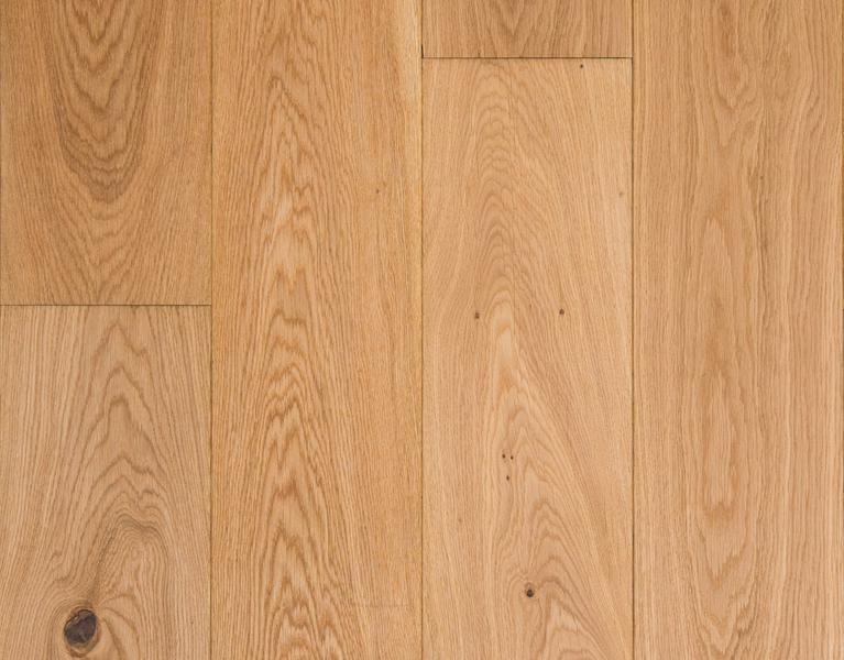 Duoplank eiken houten lamel parket vloer geolied naturel cm
