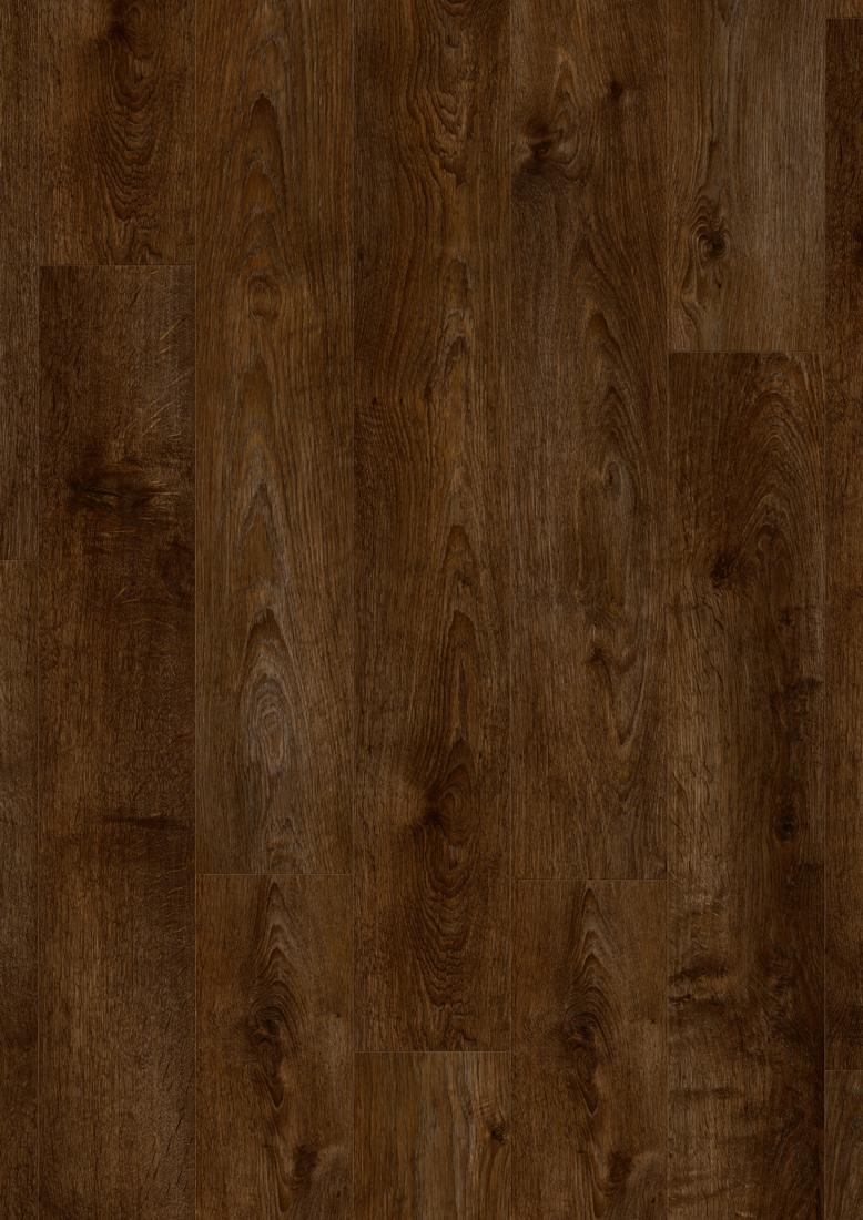 floer lux click vinyl vloer catamarca eik donker bruin pvc
