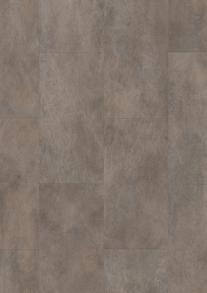 floer lux click vinyl vloer tegel zwart roest beton pvc