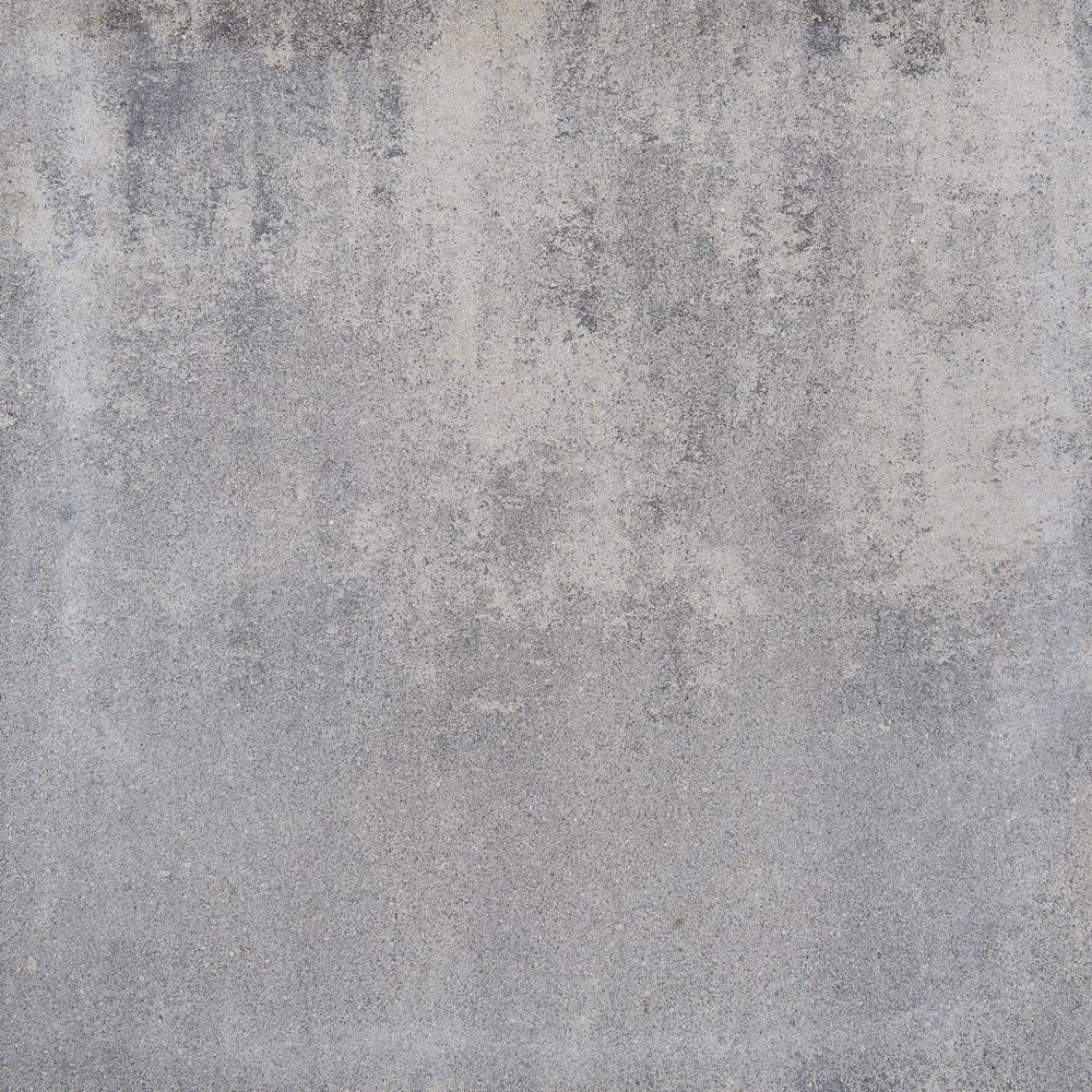 Terrastegels 60x60 Grijs.Luxe Betonnen Tegel 60x60 Cm Grijs Zwart Dikte 6 Cm