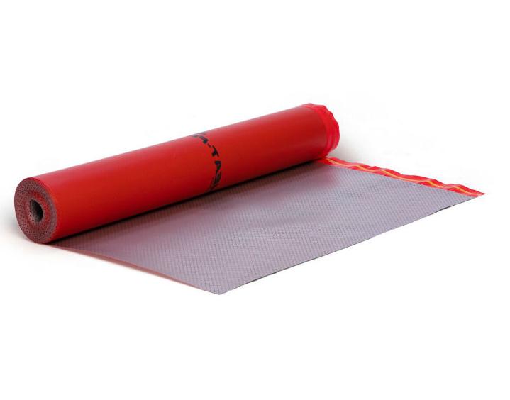 Ondervloer parket pvc laminaat vloerverwarming heatfoil redfloor
