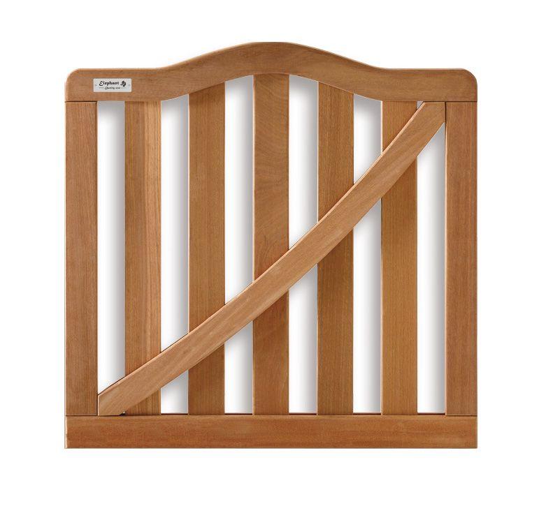 luxe enkele poort 70 x 100 cm bankirai tuinhek deurtje elephant. Black Bedroom Furniture Sets. Home Design Ideas