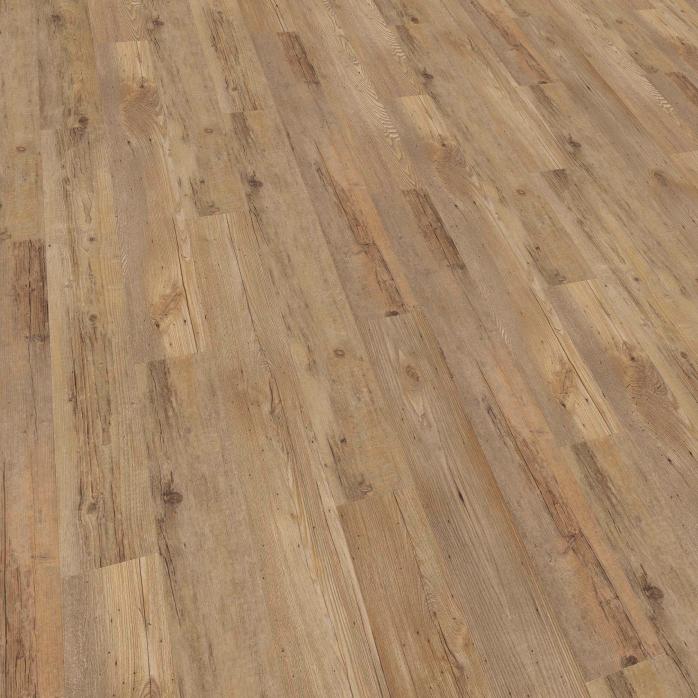 mflor pvc vloer authentic plank mocha rustiek bruin eiken