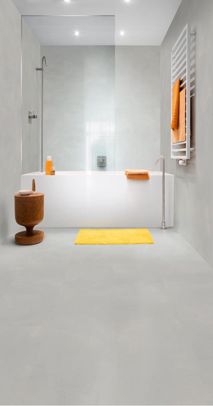 quick step livyn ambient click minimal lichtgrijs. Black Bedroom Furniture Sets. Home Design Ideas