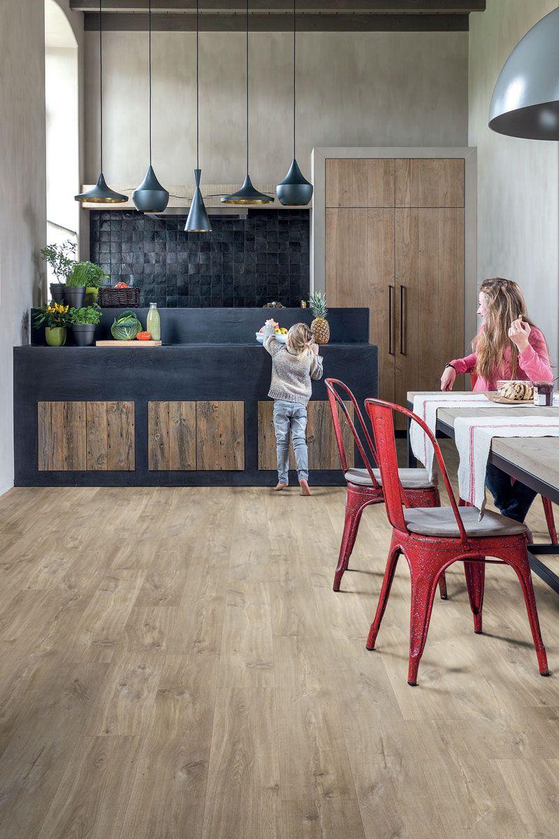 quick step livyn balance click canyon eik lichtbruin bacl40031. Black Bedroom Furniture Sets. Home Design Ideas