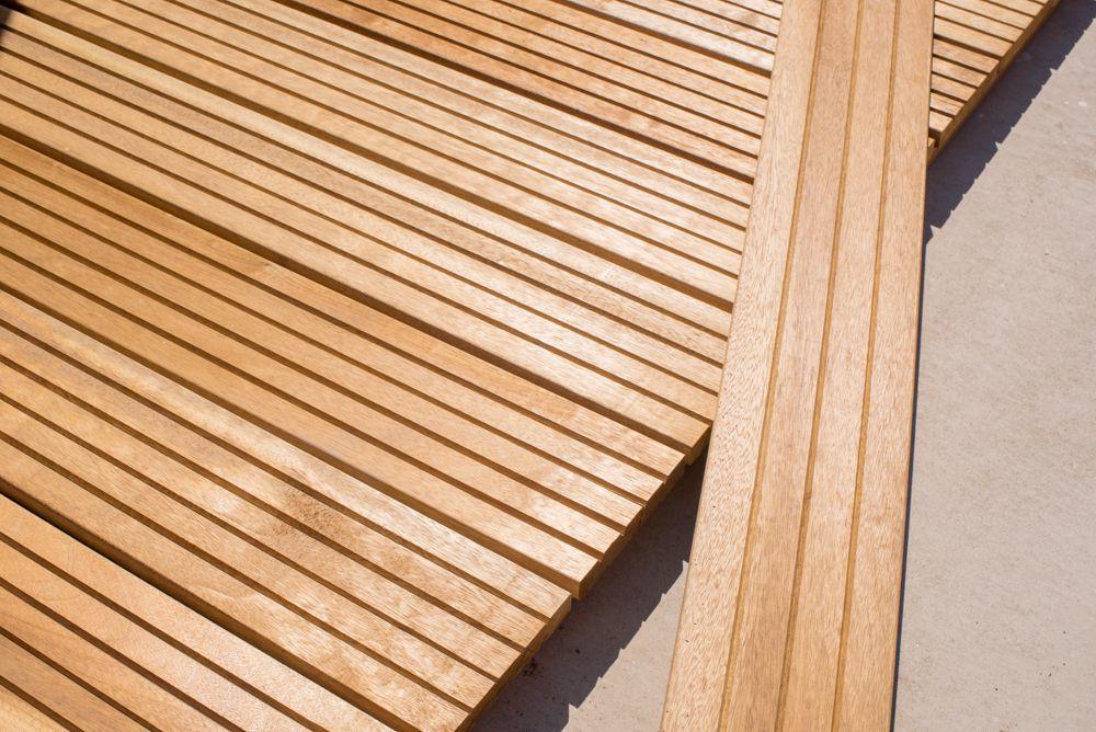 Welke houten vlonder planken kiezen verschillen terras