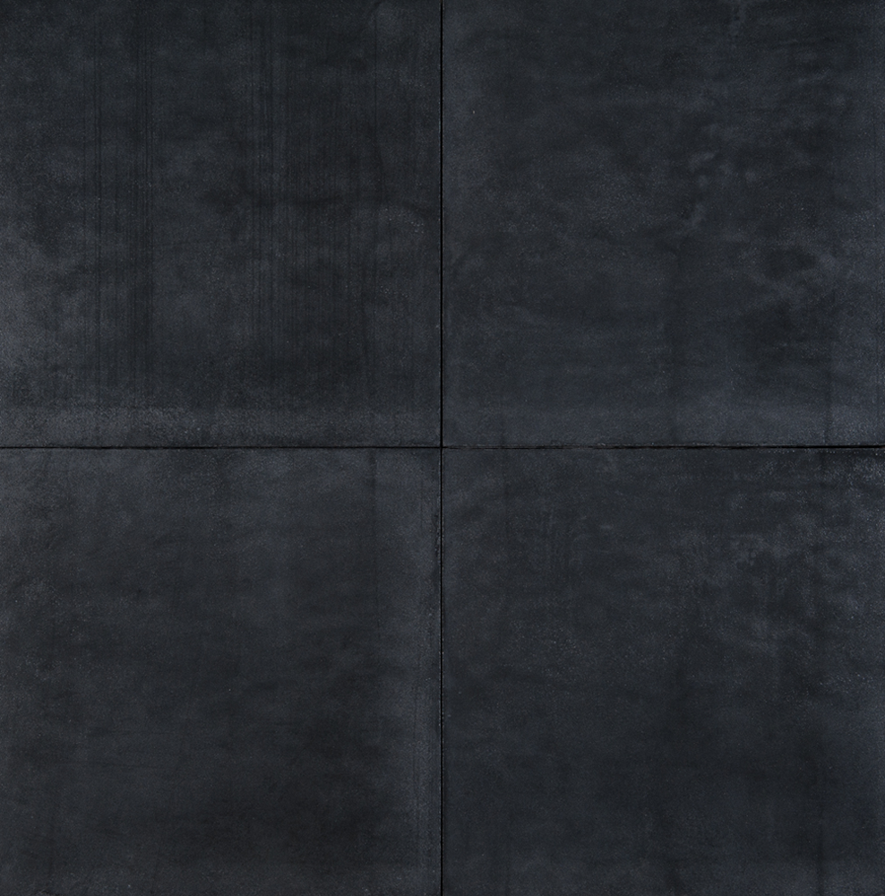 Betontegel 50×50 cm Antraciet Zwart Zonder Facet dikte 4 cm