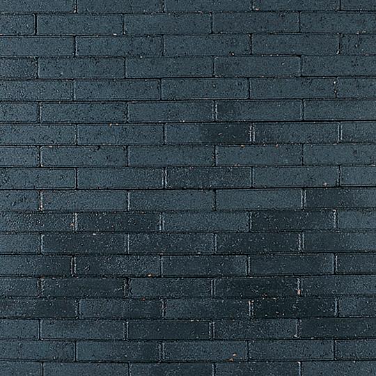 Populair Waaltjes Antraciet Zwart 20 x 5 x 6 cm Ongetrommeld Moderne ...