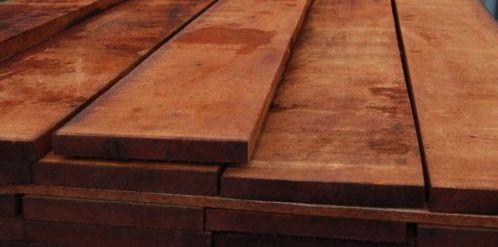 Kosten houten damwand per meter