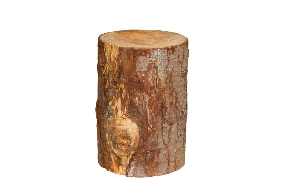 Blokken lariks douglas 30 x 30 x 40 cm krukjes hout