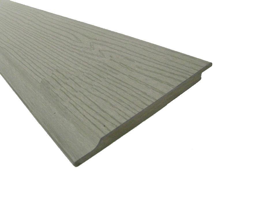 Kunststof planken gevelbekleding