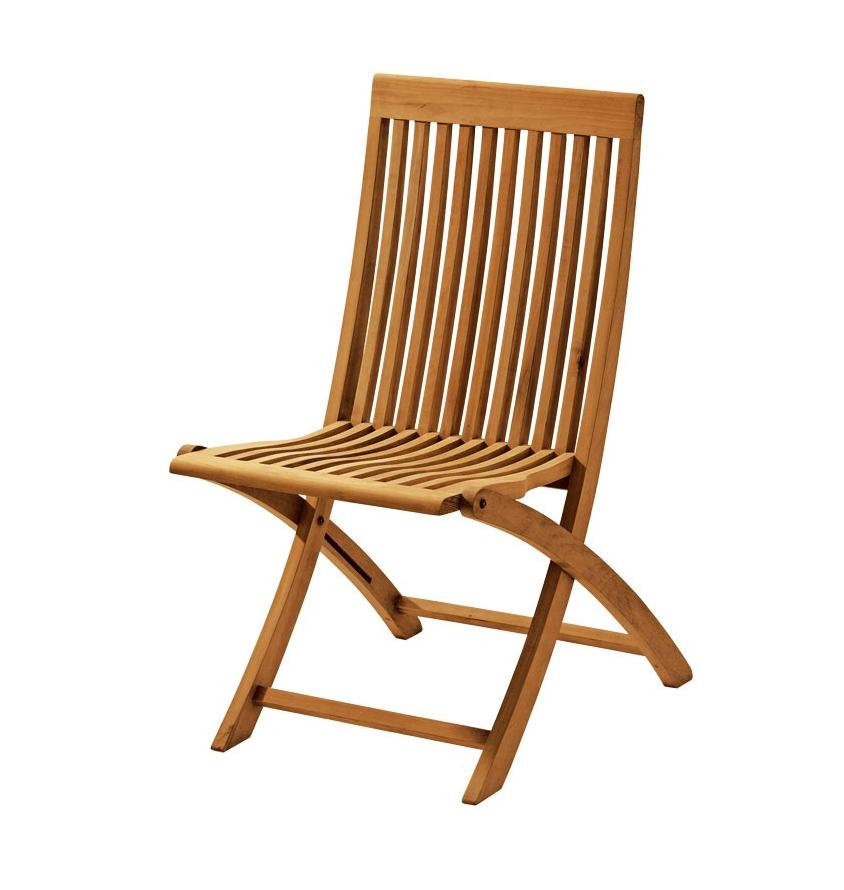Houten klapstoel hardhout stoel opklapbaar for Stoel tuin