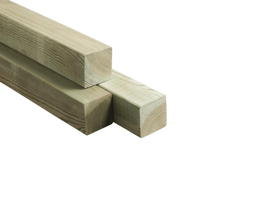 Houten balk 4 4 x 4 4 x 300 cm hoekprofiel rabat - Opruimen houten balk ...