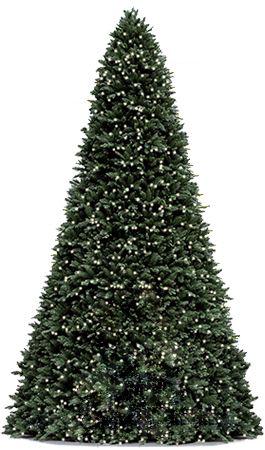 Giant tree Kunstkerstboom met verlichting groot 510 cm hoog