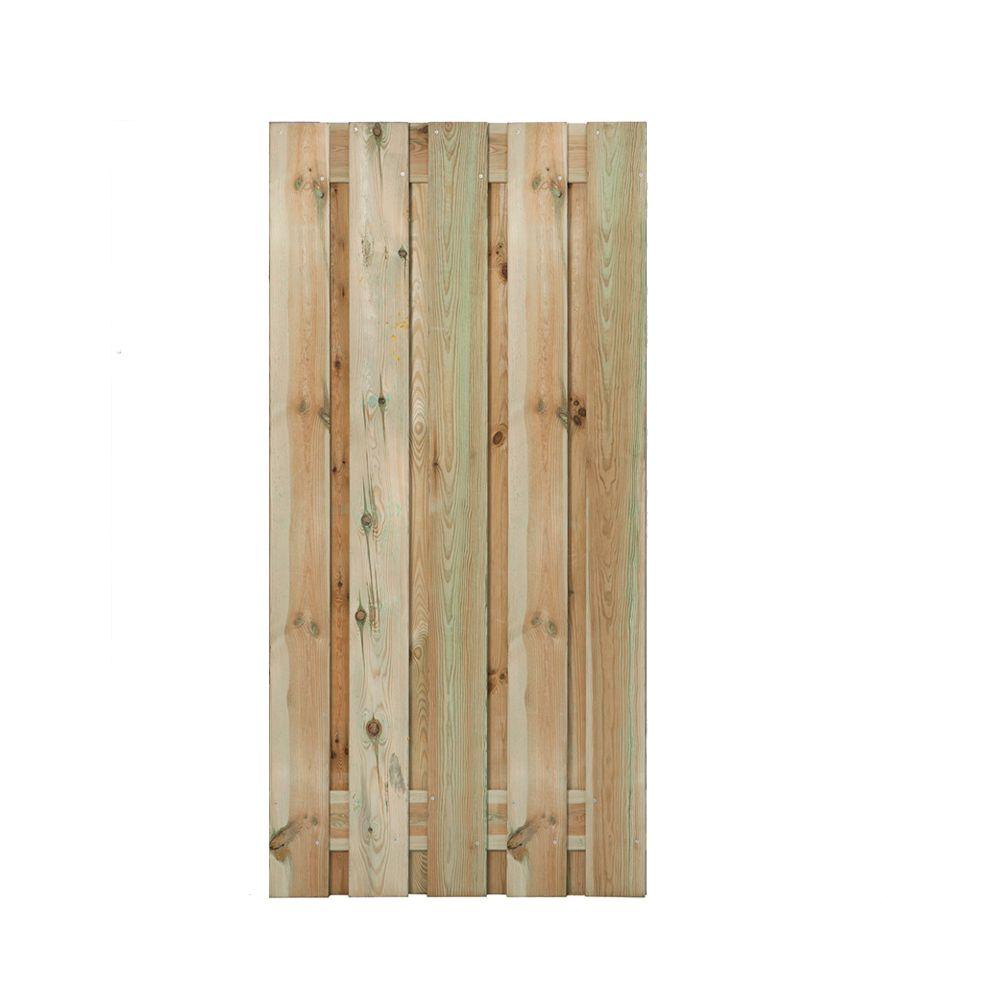Tuinscherm enschede 180 x 180 cm houten scherm - X houten ...