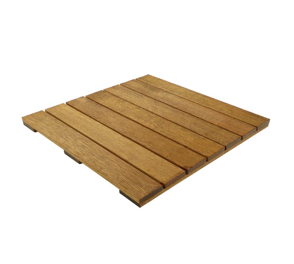terrastegel hardhout 50x50 cm hout tegel dikte 24 mm. Black Bedroom Furniture Sets. Home Design Ideas