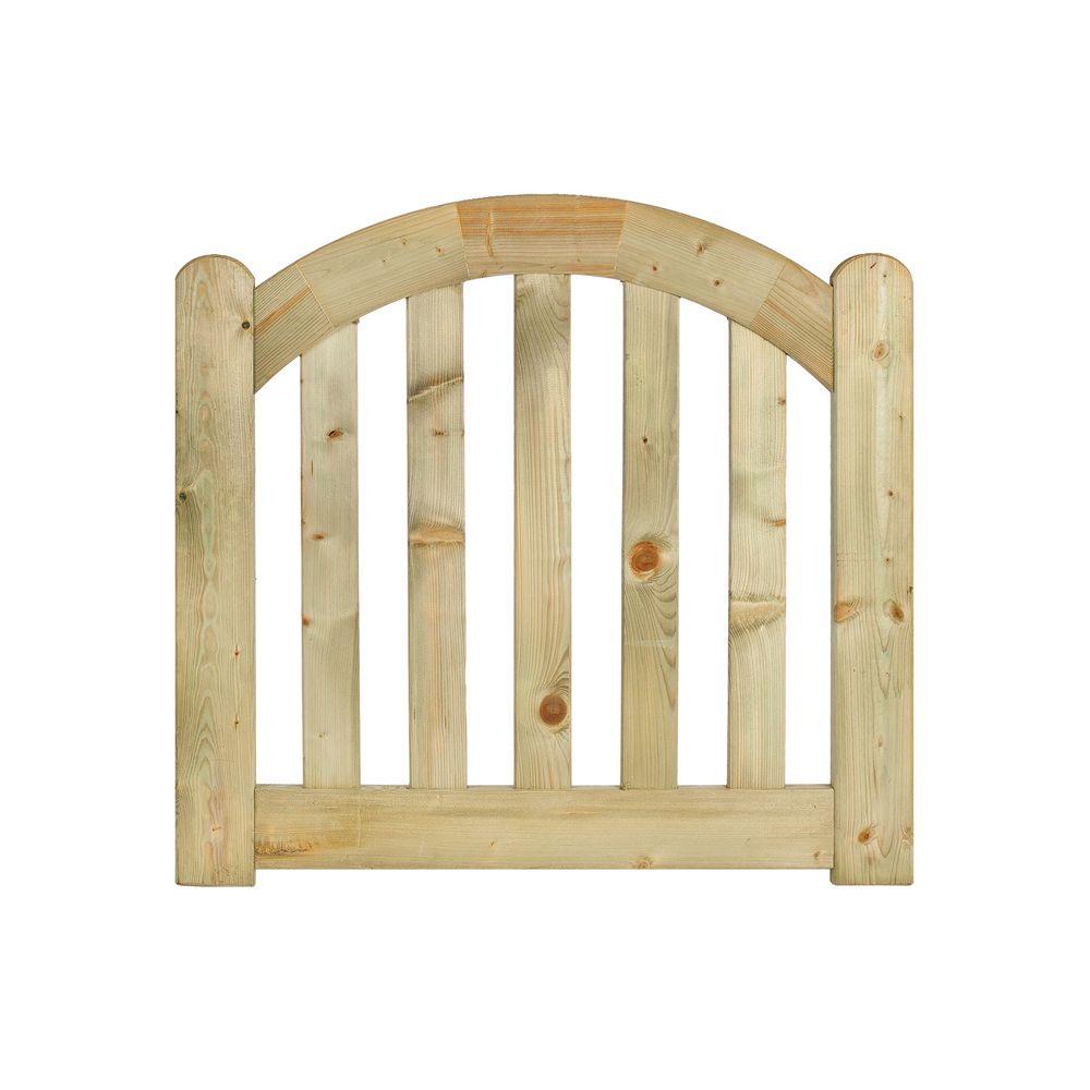 Lage tuinhekken en deur poortjes   hout tuinhekjes