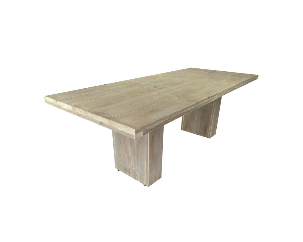 Steigerhout tafel met banken tuintafel picknicktafel steigerhout
