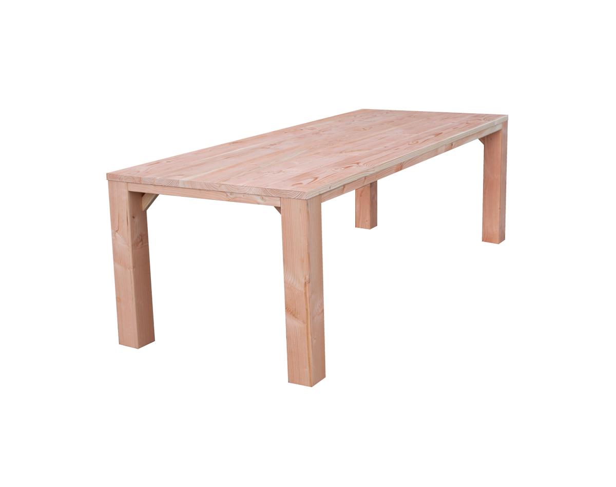 Lariks douglas tafel glad geschaafd hout cm eettafel