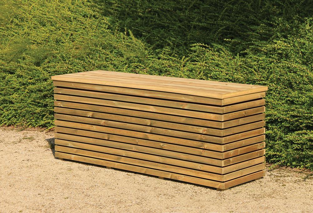 Houten terraskist tuinkist hout en terraskoffer winkel