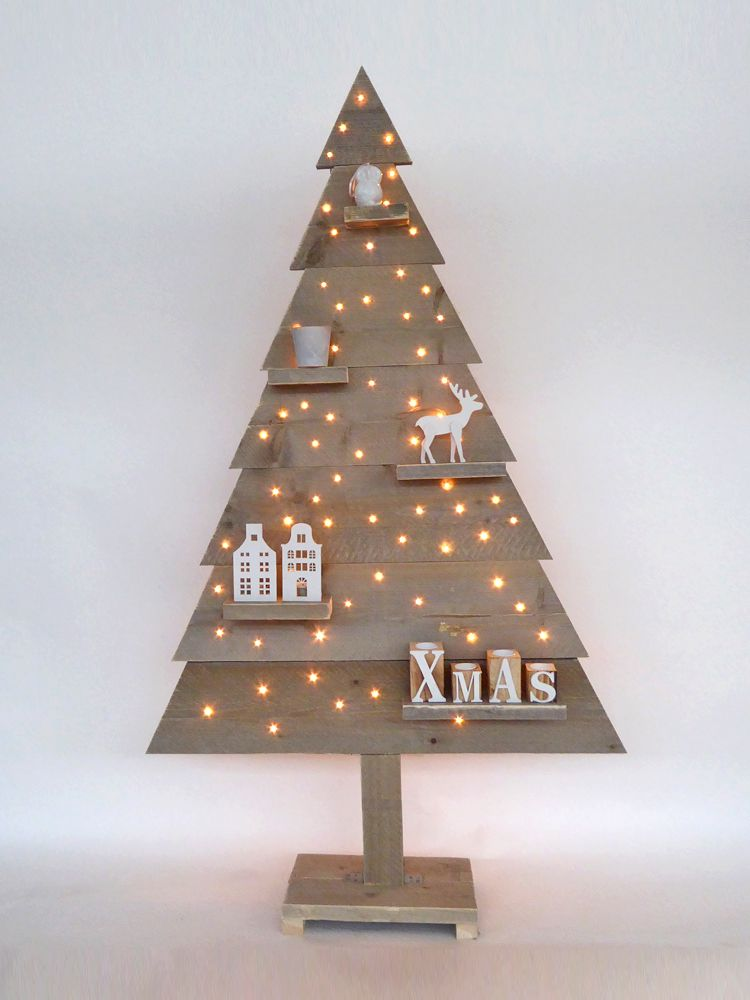 kleine kerstbomen met verlichting. Black Bedroom Furniture Sets. Home Design Ideas