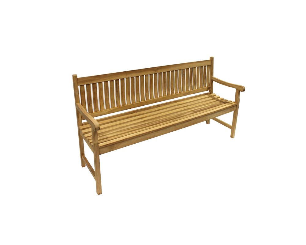 Geliefde Teak Hardhout Bank 120 180 210 cm Teak houten Tuinbank EA81