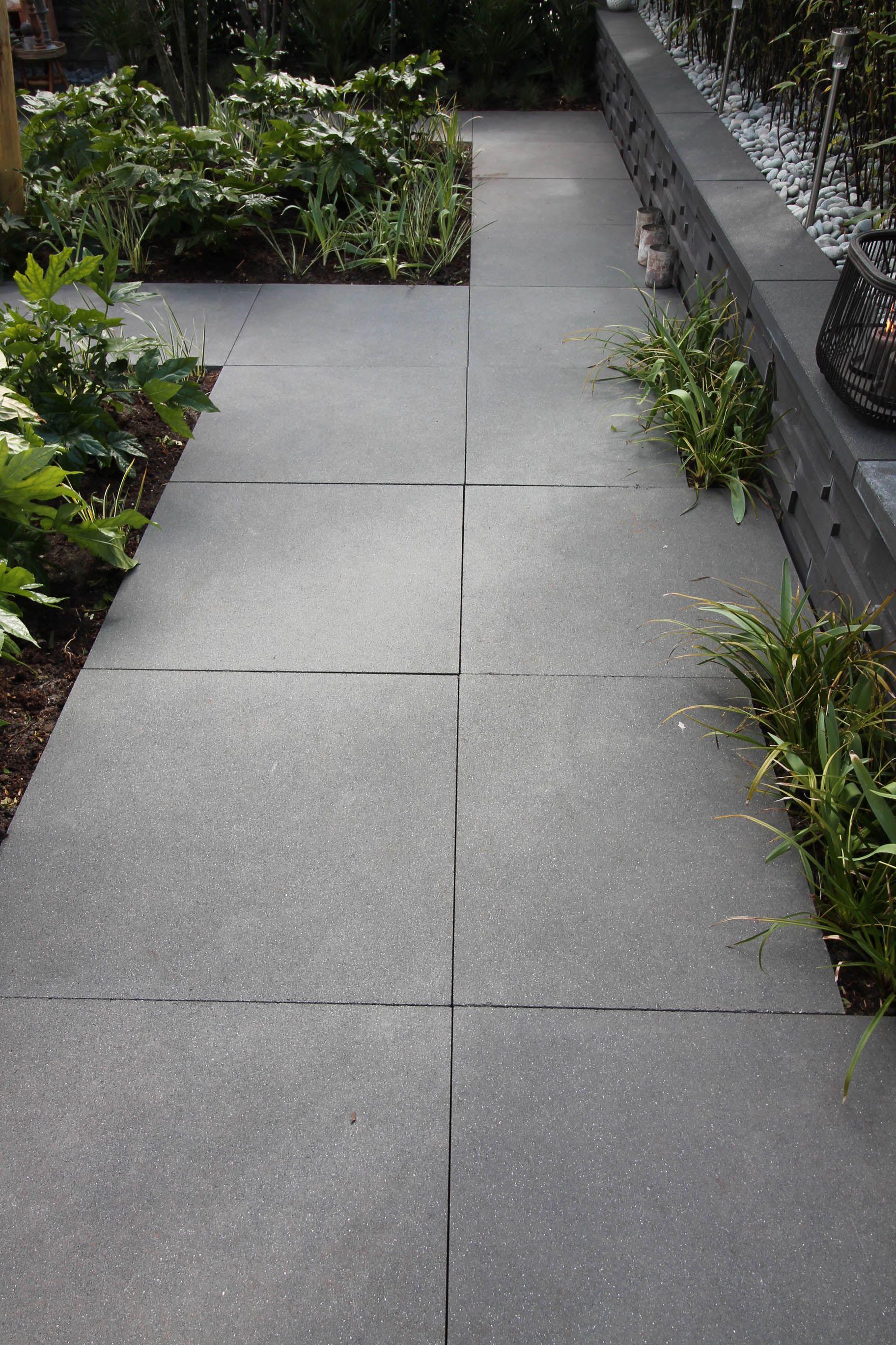 Terrastegels 80x80 Beton.Geostretto Plus Cannobio Terrastegel 4 Cm Dikte In 5 Maten Met Deklaag