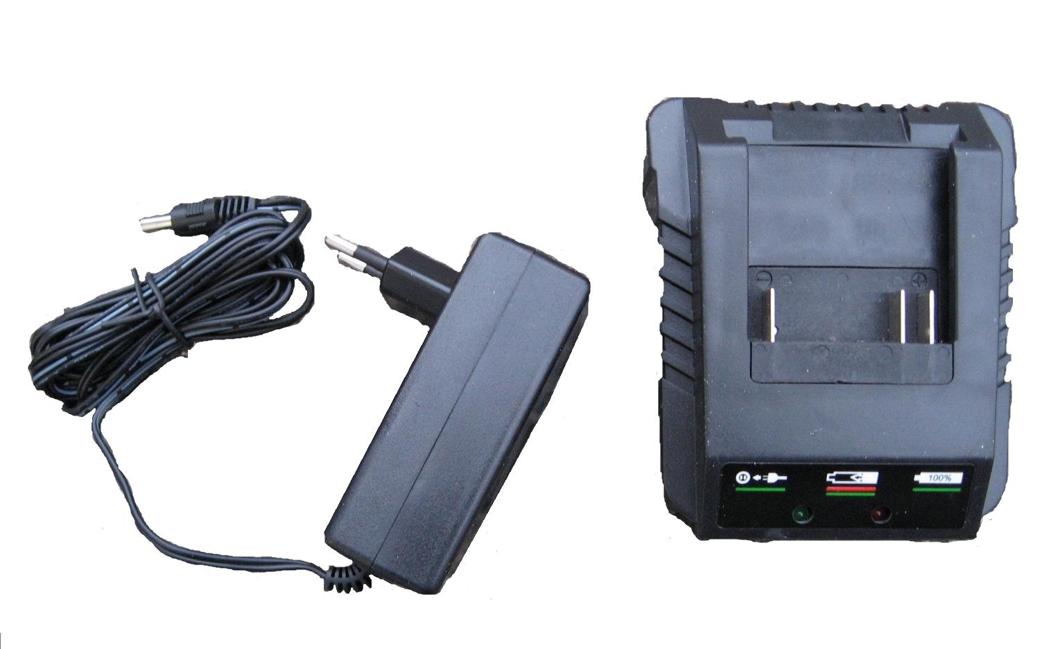 Powerplus Acculader POWX0065LI