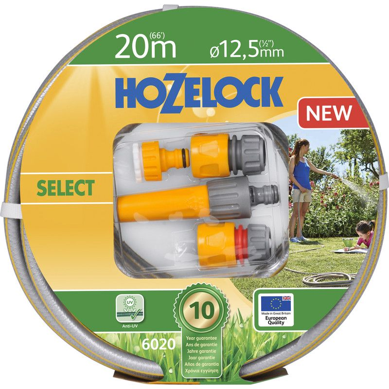 Hozelock Tuinslang Select Startset 25 Meter