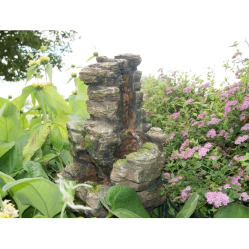 Waterornament chios tuinornamenten met water for Waterornament tuin
