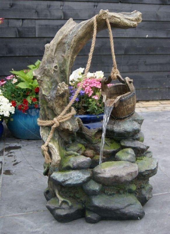 Waterornament vernier natuurlijke waterornamenten met for Waterornament tuin