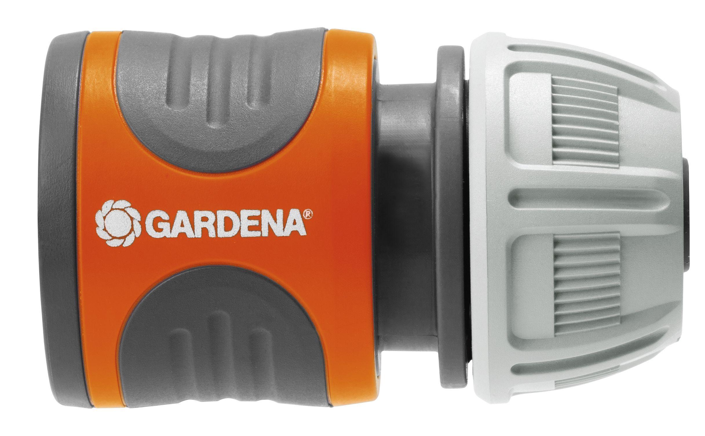 gardena met 3 4 inch draad en 1 2 waterkraan. Black Bedroom Furniture Sets. Home Design Ideas