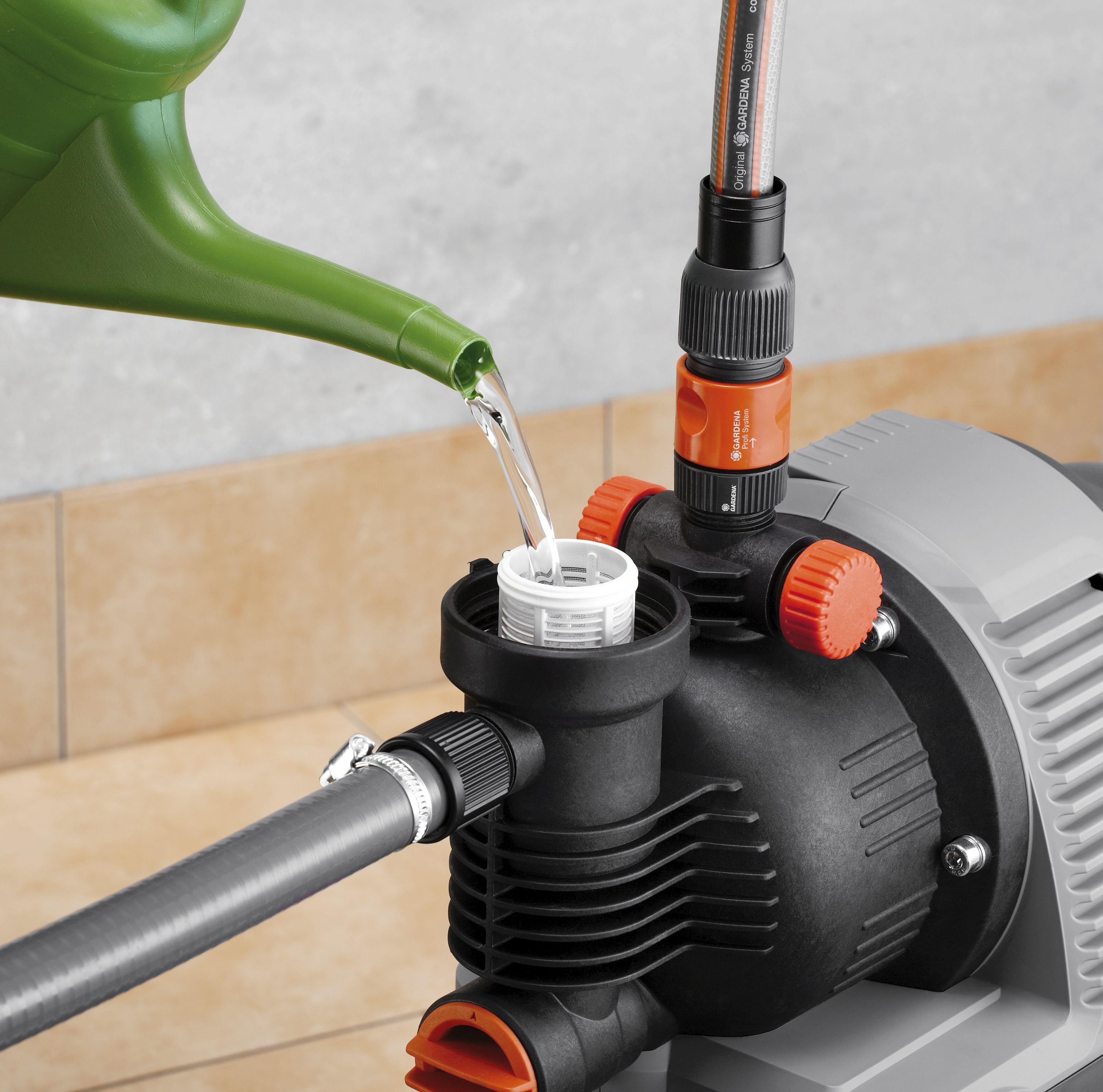 gardena hydrofoorpomp 4000 5 comfort eco online kopen. Black Bedroom Furniture Sets. Home Design Ideas