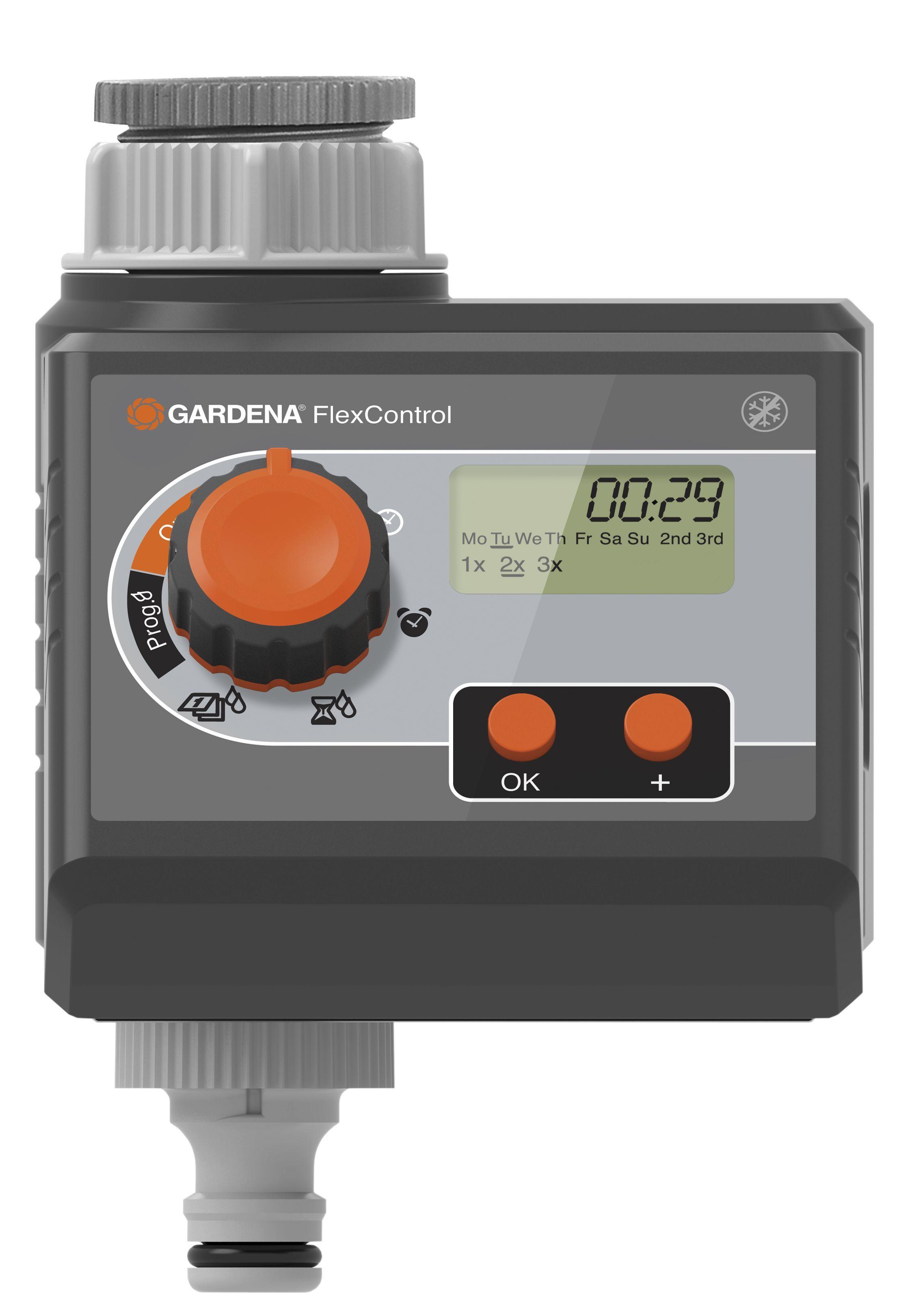 GARDENA WATERTIMER FLEXCONTROL