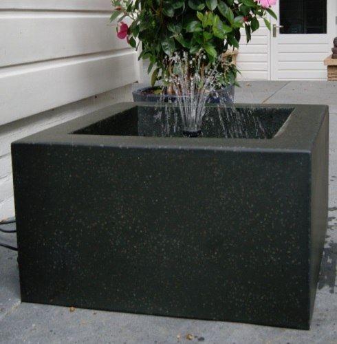 Terrasvijver steen goedkoop direct klaar voor gebruik for Waterornament tuin