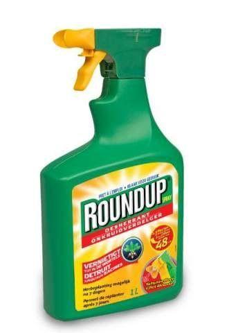 Roundup Onkruidbestrijder Spray 1 Liter