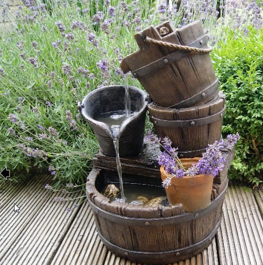 Waterornamenten kopen waterornament halifax met pomp for Waterornament tuin