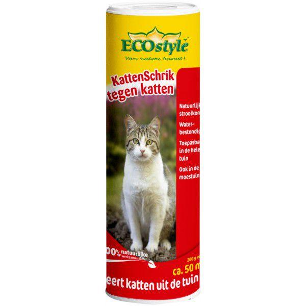 Ecostyle Kattenschrik Korrels 200 Gram