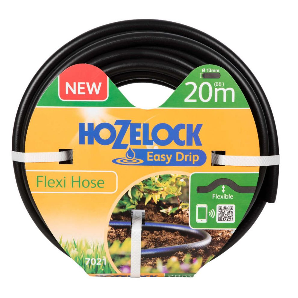 Hozelock Easy Drip Universele Flexileiding ø 13 mm 20 Meter