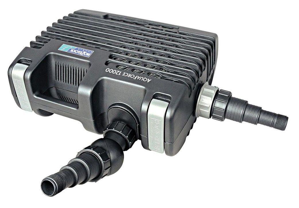 Hozelock filterpomp aquaforce 12000 liter online kopen for Filterpomp vijver