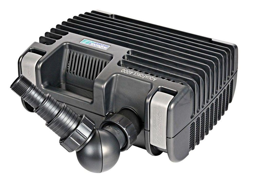 Hozelock filterpomp aquaforce 4000 liter online kopen for Filterpomp vijver