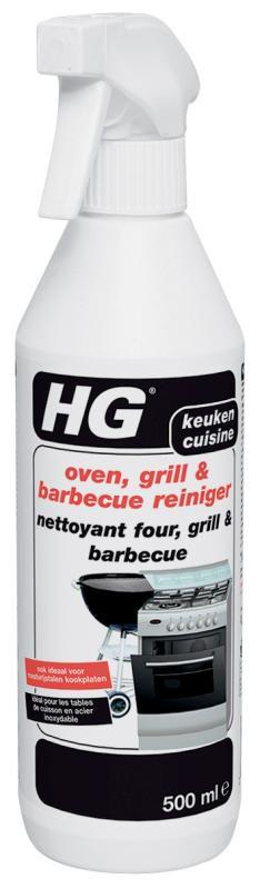 HG Oven/-Grillreiniger 500 ml