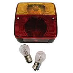 Carpoint Achterlicht 4 Functies Met Lampen