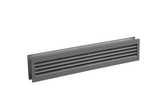 Badkamerrooster aluminium kopen online badkamer rooster
