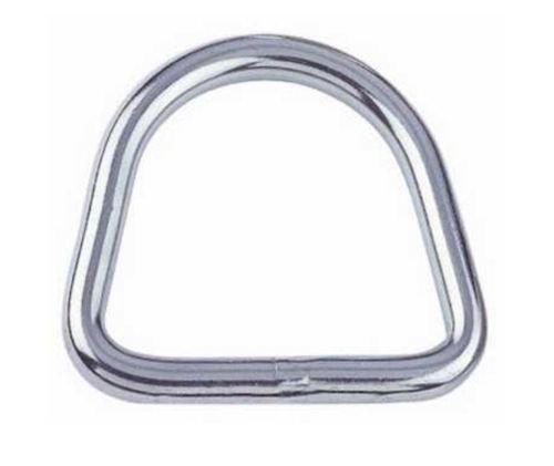 RVS D-Ring 6x40x36mm