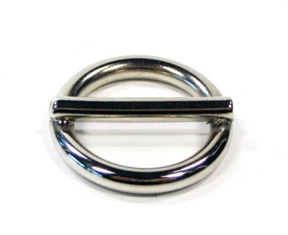 Ring met pin 25mm